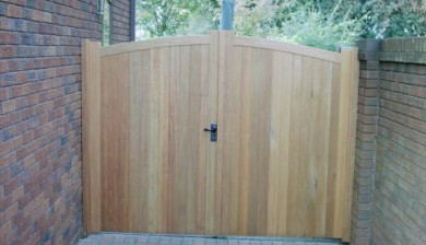 Wooden Gates Timber Gates Garage Doors Garden Gates