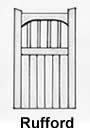 scarisbrick wooden gates